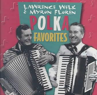 POLKA FAVORITES BY FLOREN,MYRON (CD)